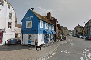 The Blue Dolphin in Hastings. Photo: Google Images