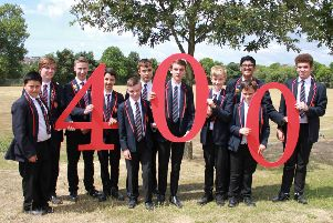 Students will celebrate the 400th anniversary SUS-180723-144444001