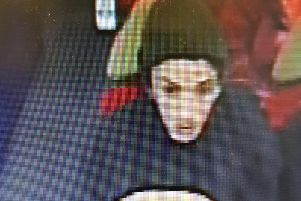Do you recognise this man? Photo: Sussex Police