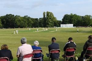 Sussex v Australia A at Arundel Castle / Picture: www.yasps.co.uk