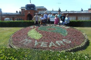 Bexhill in Bloom 2017. Photo by Margaret Garcia SUS-170607-105035001