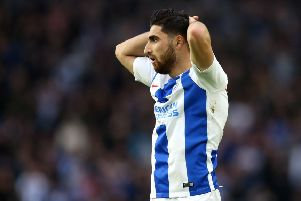 Alireza Jahanbakhsh could compete with Martin Montoya for the right wing back role (getty)