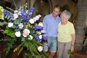 Brede Flower Festival at St George's Church