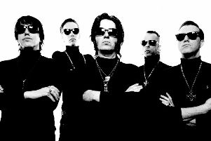 Jim Jones and the Righteous Minds. Photo by Steve Gullick