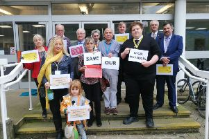 Decision on future of Bexhill nurseries met with anger
