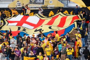 Billy Acre is on loan at Barcelona SC