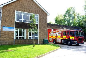The joint control centre for both East and West Sussex fire and rescue services are currently based at Haywards Heath Fire Station