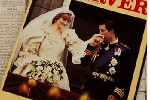 Royal Wedding Charles and Diana SUS-190111-120658001