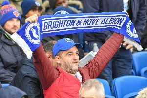 Brighton vs Norwich
