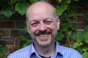 Jonathan Kent, Green Party prospective parliamentary candidate for Bexhill and Batlte