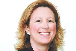Sally-Ann Hart, Conservative candidate for Hastings and Rye