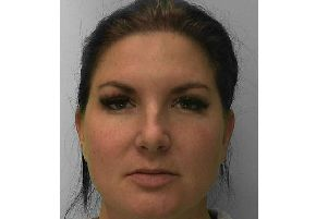 Christine Callaghan. Picture courtesy of the National Crime Agency