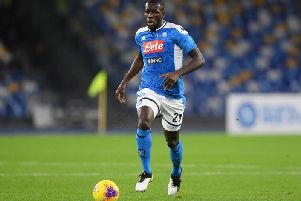 Kalidou Koulibaly is wanted man