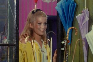 Catherine Deneuve stars in The Umbrellas of Cherbourg