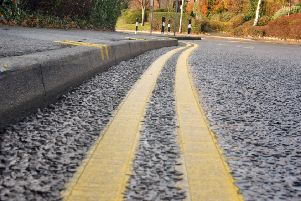 Double yellow lines in Battle