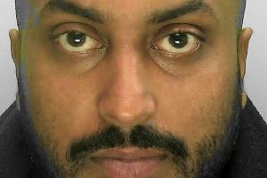 Rashidul Islam, 32, of Ivy Road, London. Photo: Sussex Police