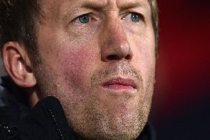 A poor run of form has seen the pressure mount on Brighton and hove Albion head coach Graham Potter