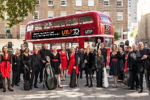 London Mozart Players. Photo by Kevin Day