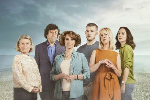 ITV drama Flesh and Blood. Picture supplied by ITV