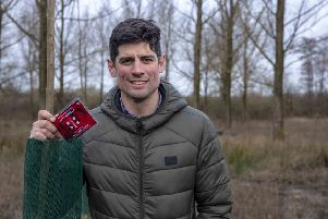 Alistair Cook tree planting SUS-200226-090915001