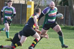 Bognor take on Eastleigh II on Saturday - one of the last games played in Sussex before the RFU said the sport should cease / Picture: Derek Martin