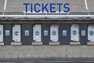 Closed for business at present - with no prospect of Brighton playing in the next few weeks / Picture: Getty