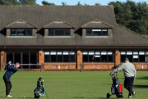 Golf courses have stayed open - until now / Picture: Getty