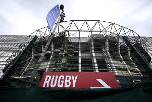 The closure of Twickenham is a massive financial blow to the RFU / Picture: Getty