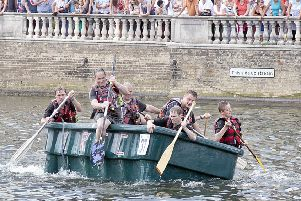 Plans under way for the 40th anniversary of Bedford River Festival