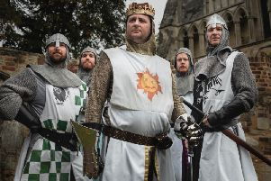 Spamalot is taking to the stage in Dunstable