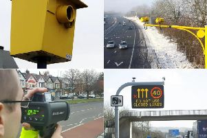 12 types of speed camera which catch drivers and how they work
