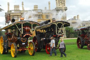 b11-1076 Bedfordshire Steam & Country Fair at Shuttleworth College, Old Warden. ENGPNL00120110918174428
