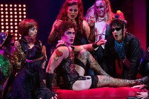 The Rocky Horror Show rolls into Milton Keynes