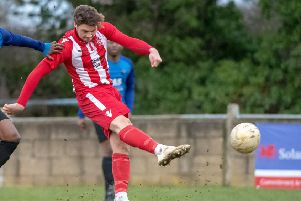 Langford in recent action. Picture: Guy Wills