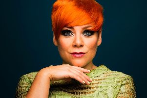 Victoria Jones stars in Cilla and the Shades of the 60s
