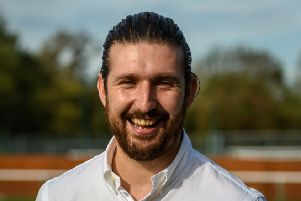 Lee Allinson believes hard work will get Biggleswade back to winning ways at Alvechurch. PNL-181015-110536002