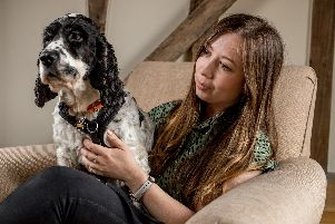 Dogs Trust provides foster homes for dogs of owners fleeing domestic abuse. Photo by Richard Murgatroyd Photography