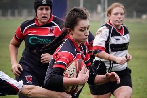Powerful team display sees the Ladies defeat rivals Harpenden