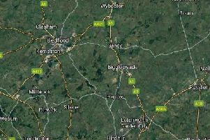 Bedfordshire (Google Maps)