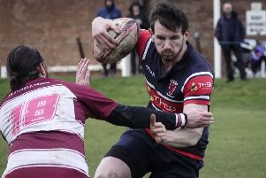 Biggleswade thrashed Wellingborough. Photo: David Kay
