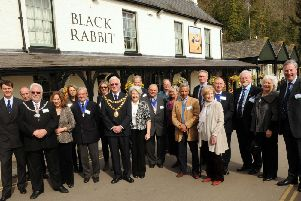 The 2014 Community Chest grant scheme was launched at The Black Rabbit, in Arundel    L12510H14 SUS-140319-163516001