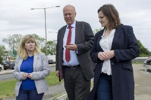 Transport secretary Chris Grayling revealed the plans at a meeting with Conservative candidates Caroline Ansell and Maria Caulfield on Monday (May 15).