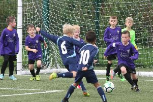 The FA are set to introduce 12 new rules to youth football. Picture by Derek Martin
