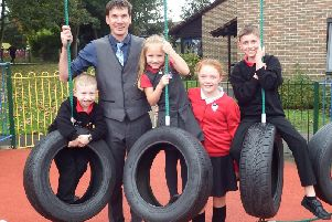 Edward Bryant School has maintained its 'good' Ofsted rating