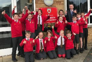 Rose Green Junior School has been rated 'good' by Ofsted