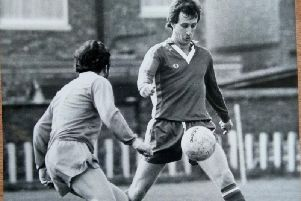 Steve Piper pictured during his playing days