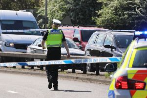 The 50-year-old male cyclist has died, police said. Eddie Mitchell