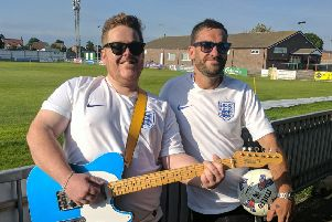Chris Woolley and Dan Williams football song is in tribute to Alfie Morris