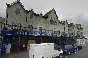 The former arcade in Waterloo Square. Pic: Google street view