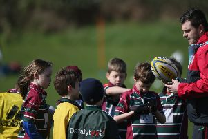 Harlequins Summer Camps at Haywards Heath Rugby Club SUS-180714-092526001